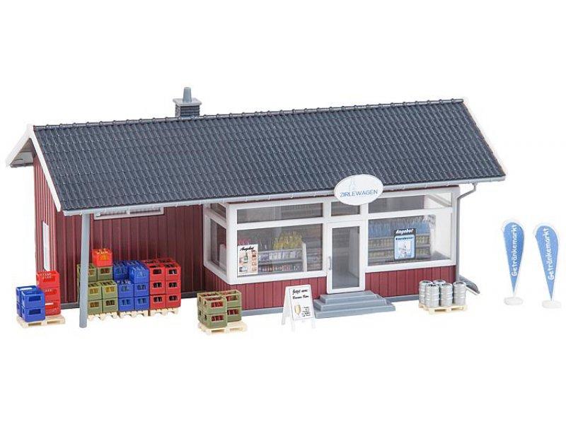 Spur, Getränkehandel Faller 130155