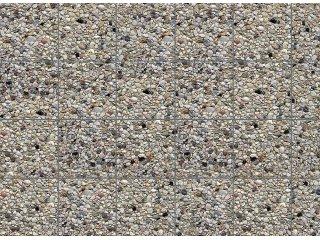 250 x 125 mm NEU Waschbeton Faller 170626 Mauerplatte