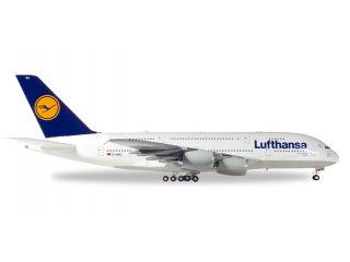 1//200 Herpa Snapfit Bausatz Airbus A350-800 Lufthansa 612258