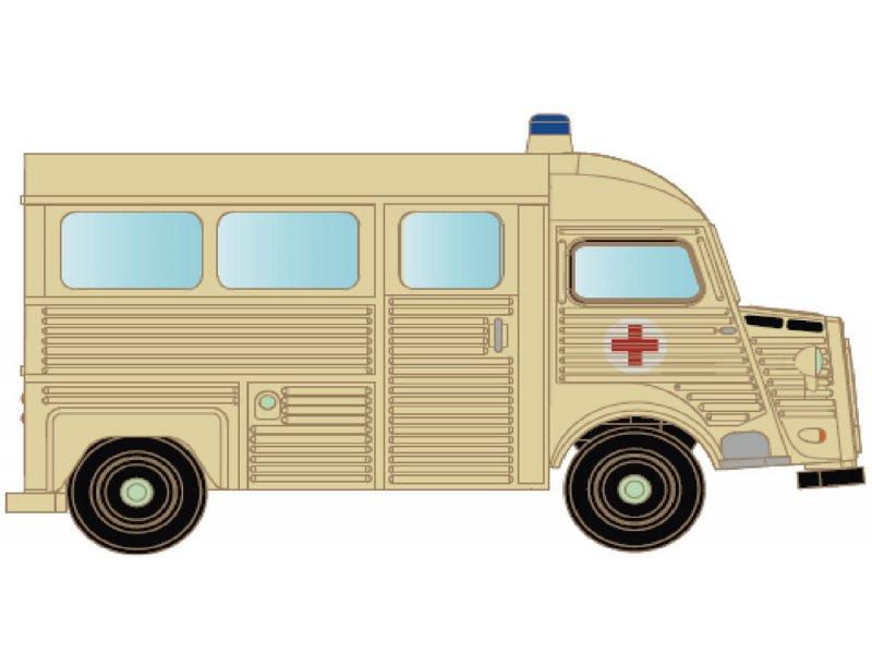 spur n citroen hy ambulance ep iii lemke lc4160. Black Bedroom Furniture Sets. Home Design Ideas