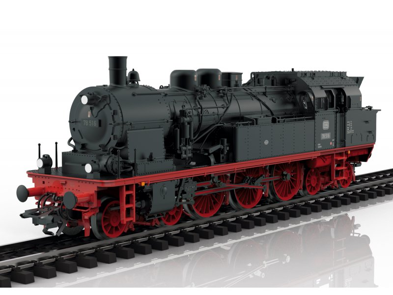 Spur H0, digital, Dampflok BR 78, DB, Ep. III Märklin 039786
