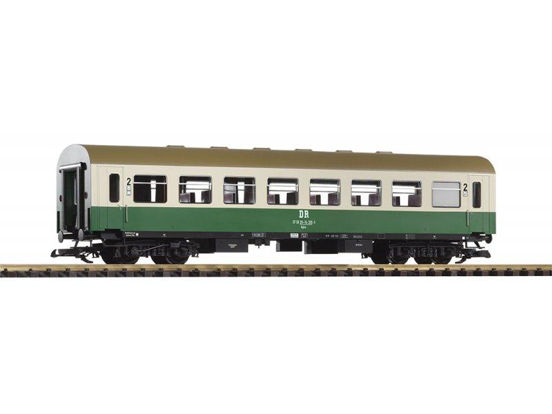 grün Spur G Piko Personenwagen DR