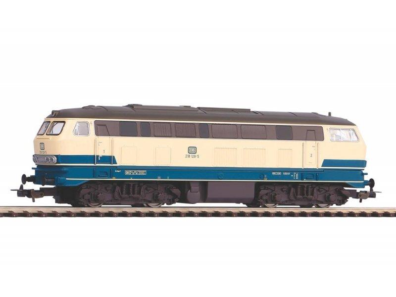 Piko H0 57803 Ep Diesellok BR 218 DB Wechselstromversion IV Neuware